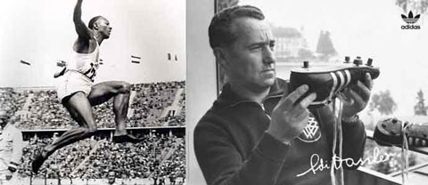 Before the London 2012 Olympic Games begin, we can find inspiration in a mythical story of sports marketing -- Adi Dassler, Jesse Owens, Adidas, and the Berlin 1936 Olympic Games.