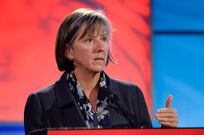 Morgan Stanley analyst Mary Meeker says the mobile Internet is a remarkable opportunity.