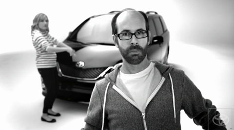 A new rap music video for a Toyota minivan by director Jody Hill, from Saatchi & Saatchi. Actors Rachael Drummond and Brian Huskey.